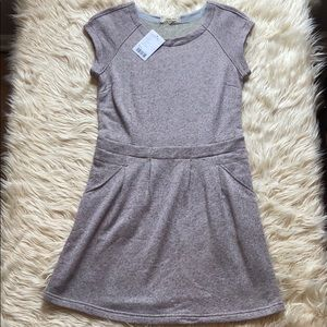 Anthropologie NWT Lilis Cloat sweatshirt dress